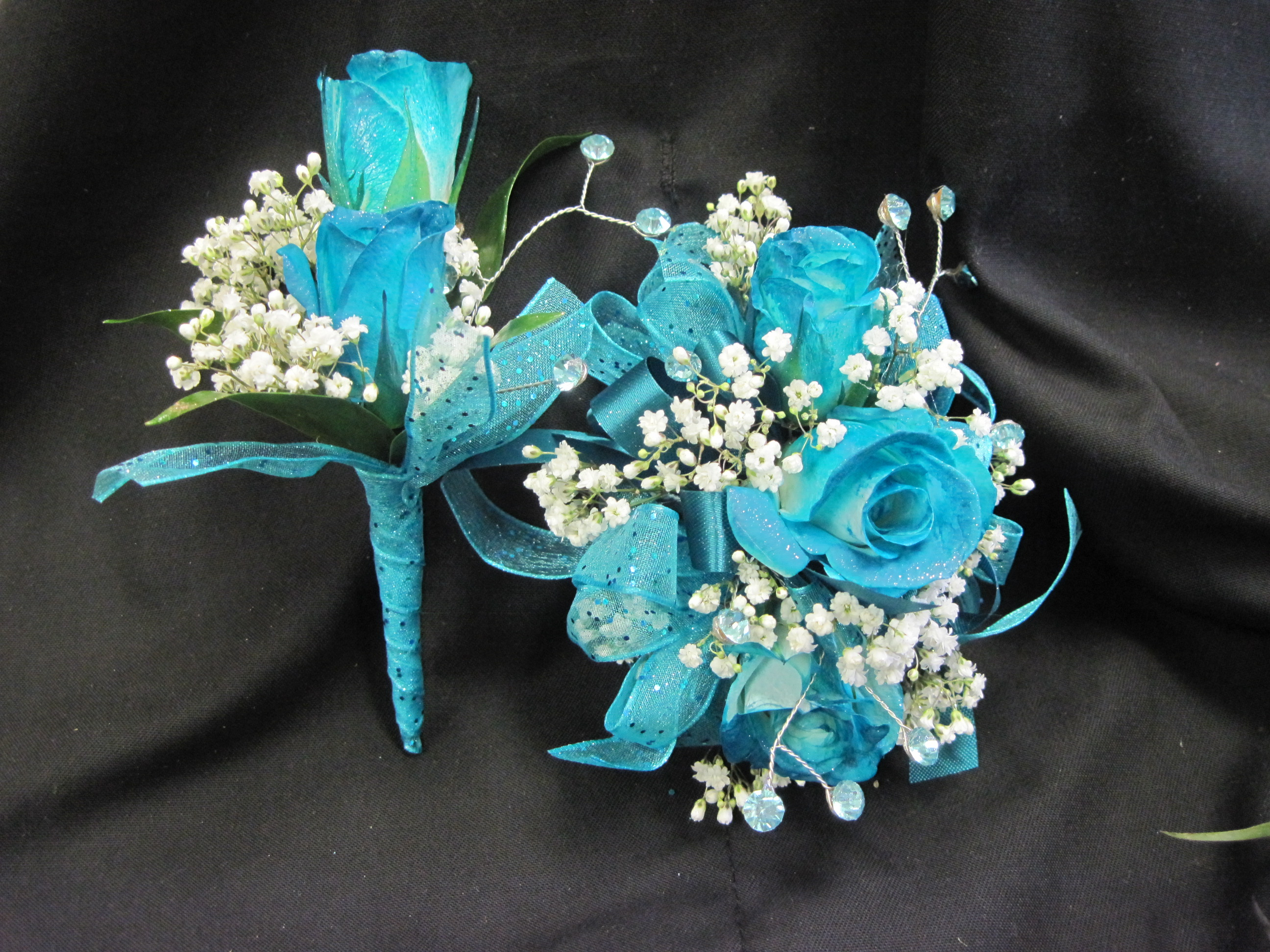 wrist corsages for prom 2014