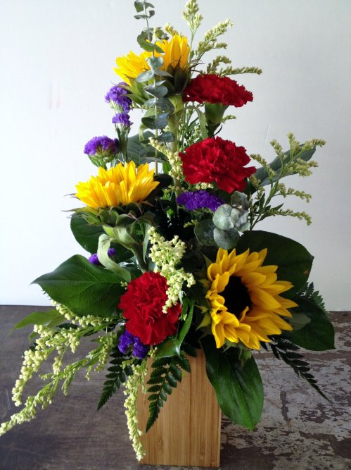Full of Happiness bouquet