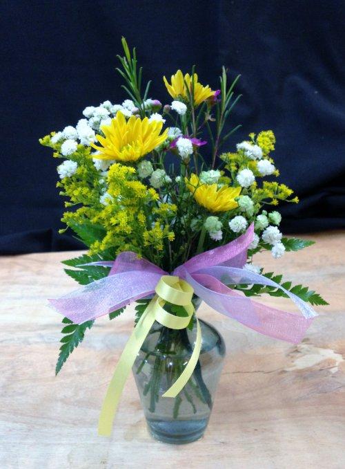 May Day vase